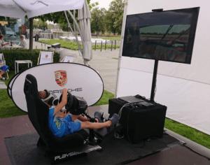Symulator rajdowy do wynajęcia