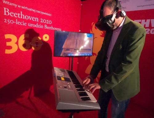 Realizacja: Gogle VR na wynajem – święto Beethovena