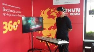 Atrakcje eventowe - okulary wirtualnej rzeczywistości do wynajęcia