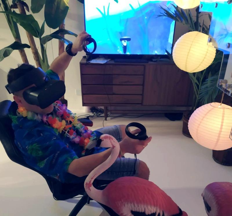 Gogle VR wynajem na event