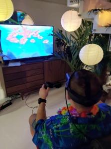 Impreza z motywem przewodnim - gogle VR do wynajęcia