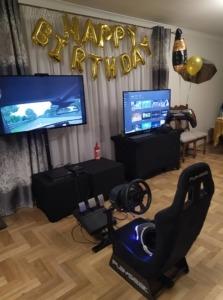 Atrakcje VR na wynajem na imprezę urodzinową