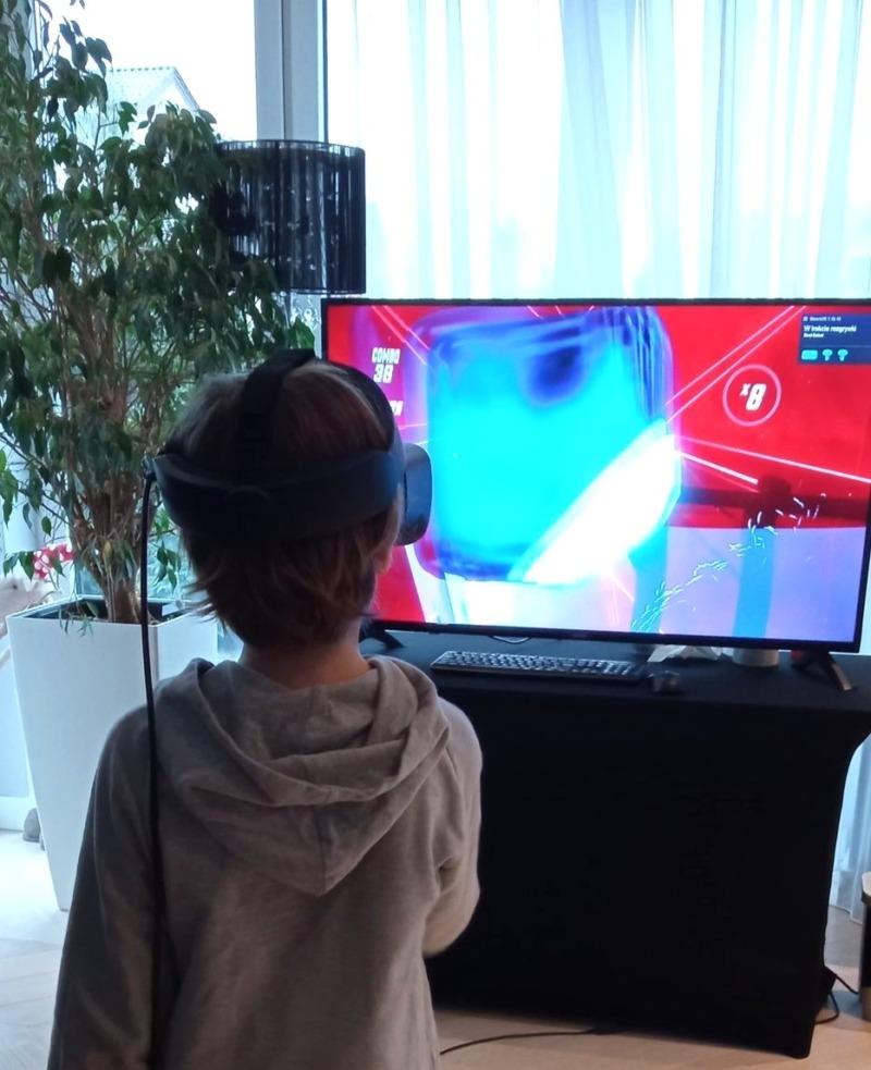 Okulary VR wynajem Warszawa