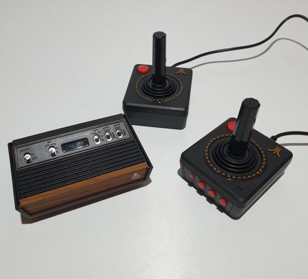 Konsola retro Atari wynajem