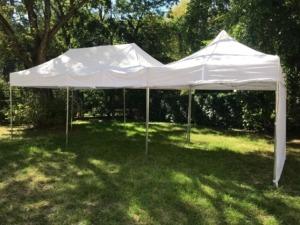 Wypożyczalnia namiotów Warszawa: 3x3m, 3x6m, 3x9m, 6x6m
