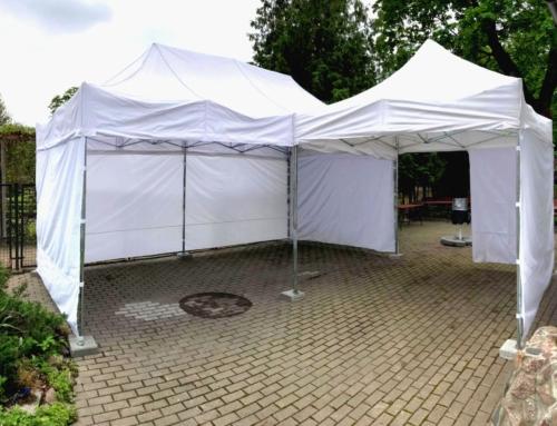 Namioty ekspresowe do wynajęcia