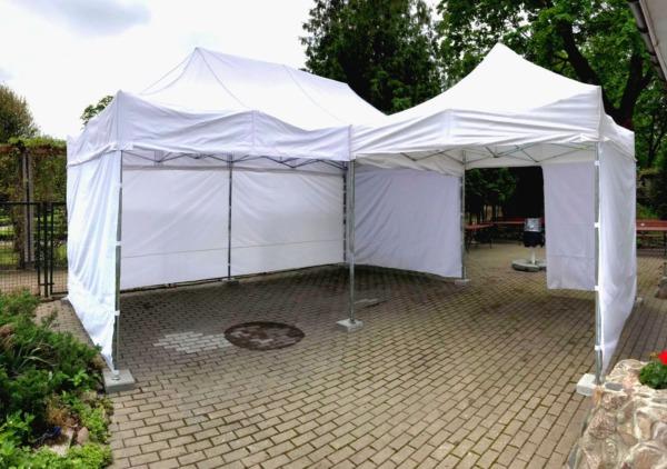 Namiot ekspresowy do wynajęcia