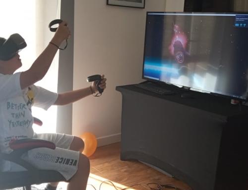 Realizacja: Gogle VR wynajem na urodziny