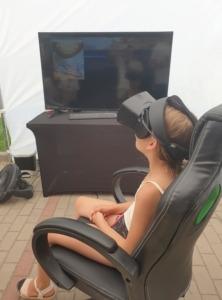 Atrakcje VR wynajem na piknik