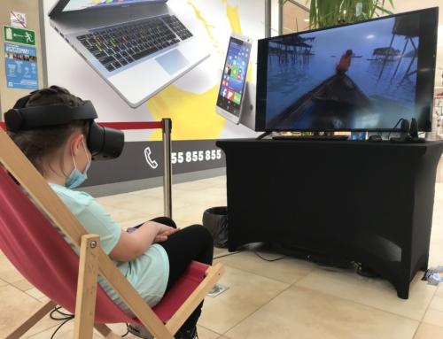 Realizacja: Gogle VR do wynajęcia na Dzień Dziecka