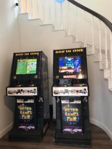automaty z lat 90-tych wynajem na imprezę