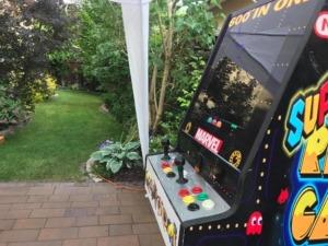 wynajem gry arcade