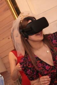 Gogle VR wynajem na wieczór panieński