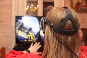 Gogle Oculus Rift wynajem na event